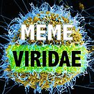 Meme Viridae Sticker by Wild Green Memes Store