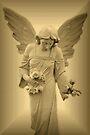Loving Angel by Marie Sharp