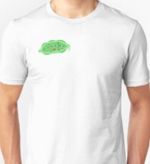 3 peas in a pod Unisex T-Shirt