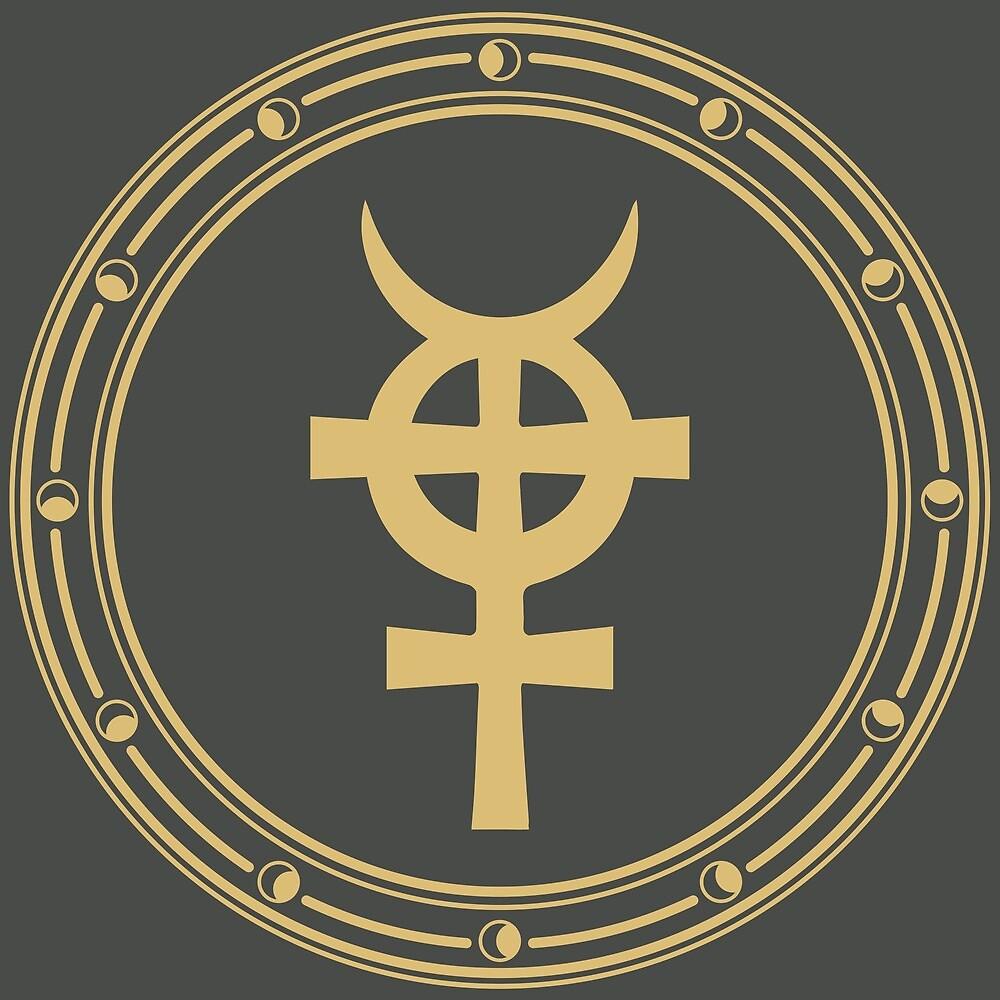 HMC Logo, Gold by PBPWebstore
