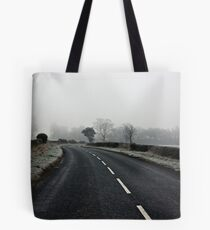 Fog & Ice Tote Bag
