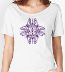butterfly mandala - one flutter! Women's Relaxed Fit T-Shirt