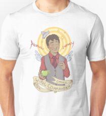 Captain Wing Commander Sir Arthur Shappey Slim Fit T-Shirt