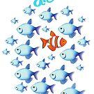 FISH: CARPE DIEM SEIZE THE DAY Graphic Meme t-shirt by VIDDAtees