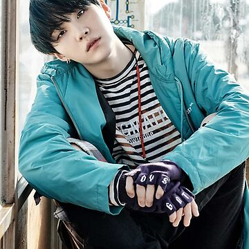 BTS YOU NEVER WALK ALONE SUGA by BTS-EMPORIUM