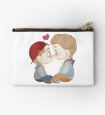 Isak and Even  Studio Pouch