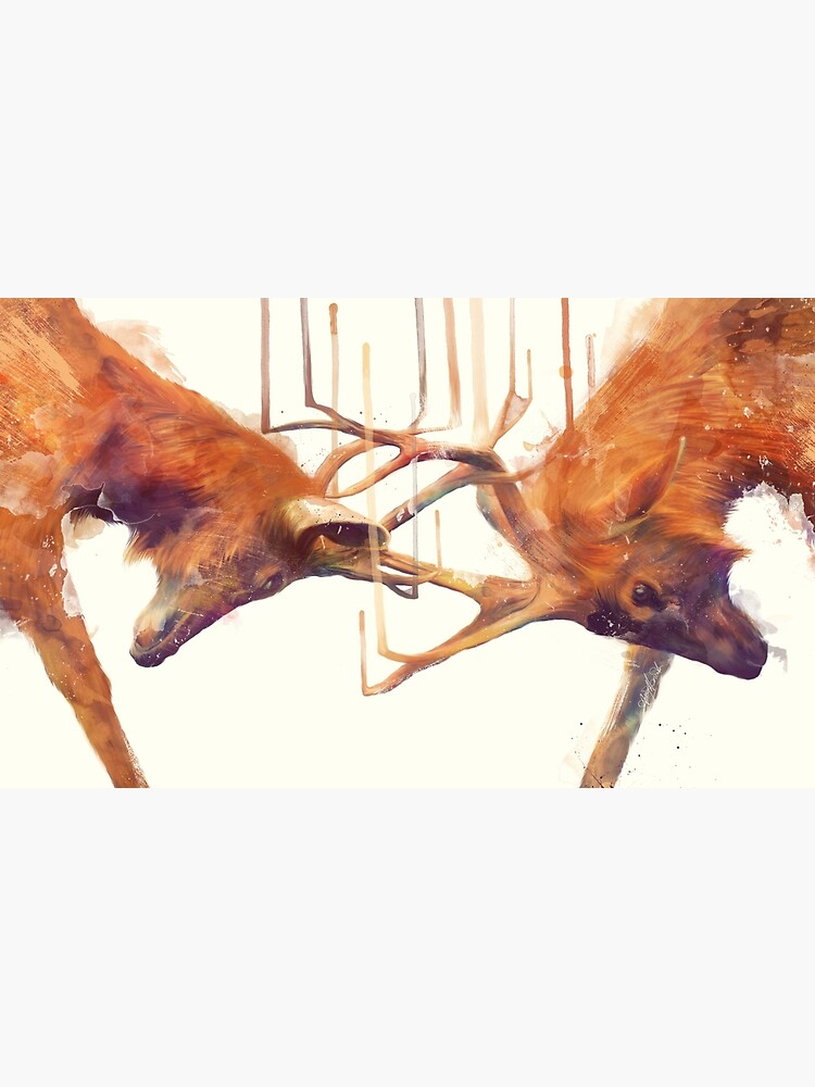 Stags // Strong by AmyHamilton