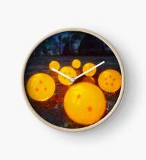 Reloj Bolas de dragón resplandecientes
