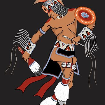 Dance Its A Tribal Thing by rogue-design
