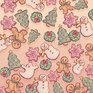 Christmas Cookies by HypathieAswang
