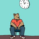 Waiting Turn by Luis Enrique Cuéllar Peredo