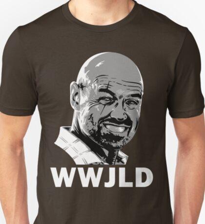 What Would John Locke Do - LOST T-Shirt