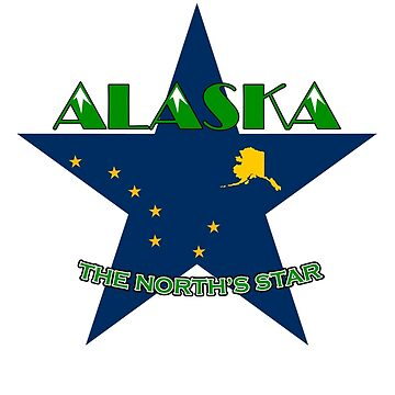 ALASKA ~ THE NORTH'S STAR by EDROMAXIMUS