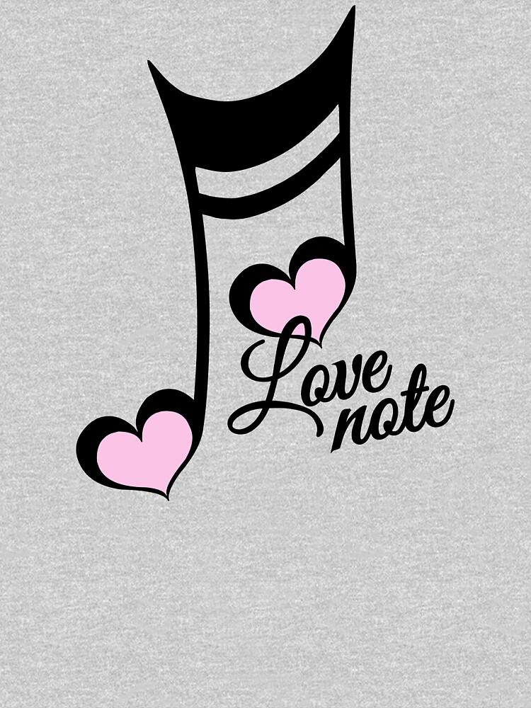 Love Note by WickedCool