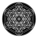 Metatron's Cube Expanded 003 by Rupert Russell