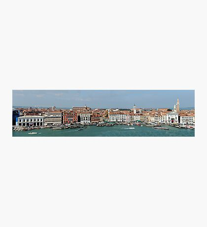 A View of Venice Photographic Print