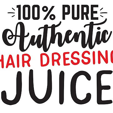 100% pure Authentic HAIR DRESSING juice (great for coffee mug) by jazzydevil
