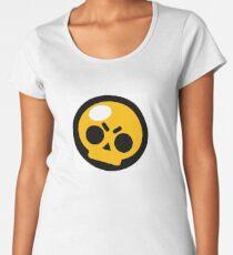 Brawl Stars Icon  Women's Premium T-Shirt