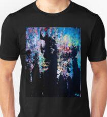Hopeful - an original abstract acrylic painting by Minxi Unisex T-Shirt