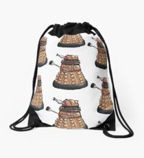 Dalek(s) Drawstring Bag