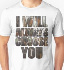 Delena quote T-Shirt