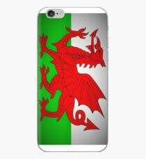 Welsh Dragon Flagge iPhone-Hülle & Cover