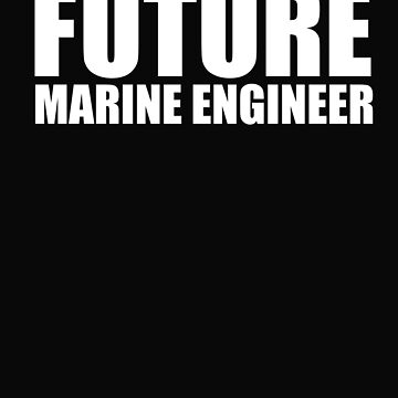 Future Marine Engineer Engineering College Graduate Graduation by losttribe