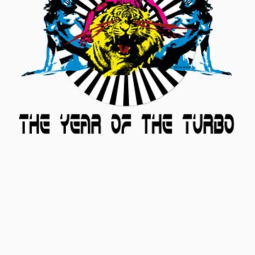 Year of the Turbo by TurboCity