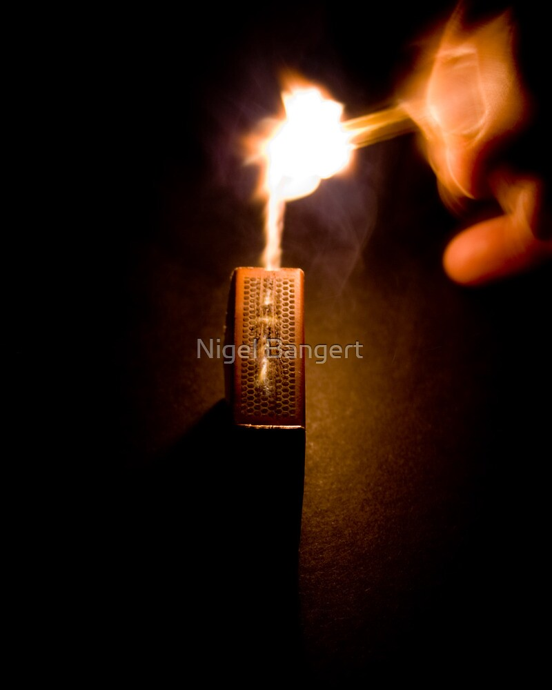 Strike a Light by Nigel Bangert