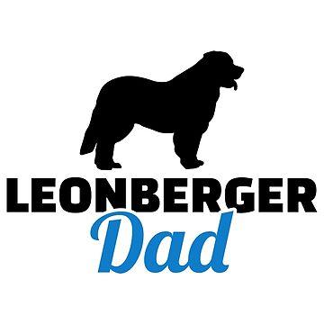 Leonberger dad by Designzz