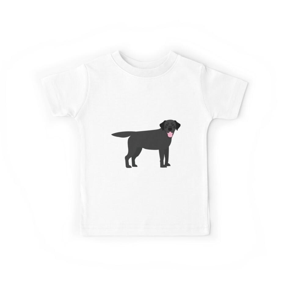 «Black Labrador - Regalo para Black Labrador Owner Lover» de dog-gifts