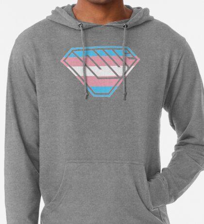 Love SuperEmpowered (Blue, Pink & White) Lightweight Hoodie