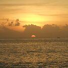 Fiji sunset by AmyCoomer