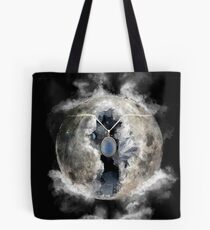 Moonstone and Mother Moon Tote Bag