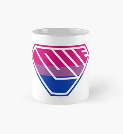 Love SuperEmpowered (Pink, Purple & Blue) Mug