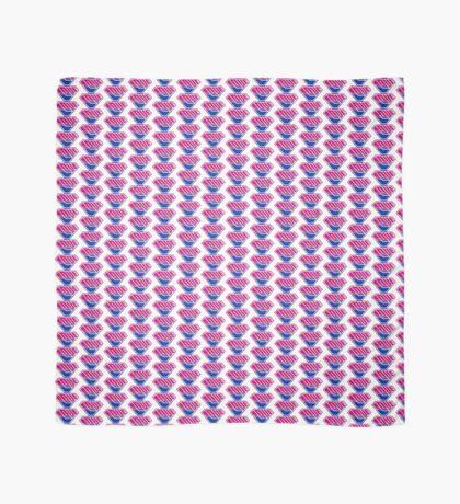 Love SuperEmpowered (Pink, Purple & Blue) Scarf