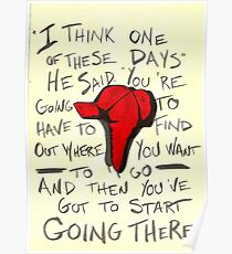 holden caulfield posters redbubble