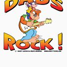 Dads Rock by MartyToons