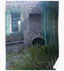 Atalaya ,,Door and Window Poster