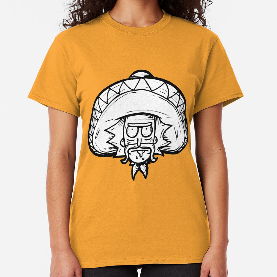 Mexican Rick Sanchez from Rick and Morty™ Classic T-Shirt