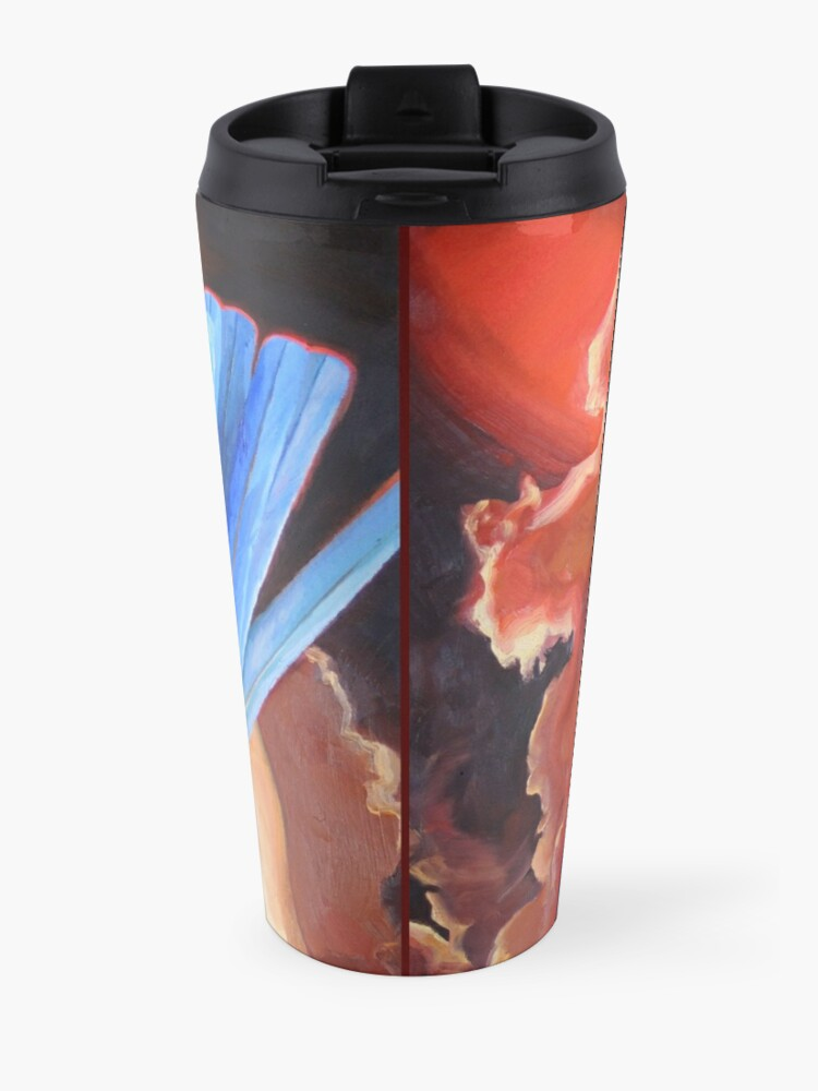 Alternate view of You Cannot Hide Any Longer Travel Mug