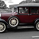 Model A Ford by Ferenghi