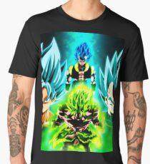 DragonBallSuperMovie Broly Men's Premium T-Shirt