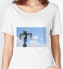 Under The Sky Women's Relaxed Fit T-Shirt