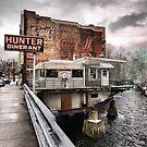 hunter dinerant by Brock Hunter