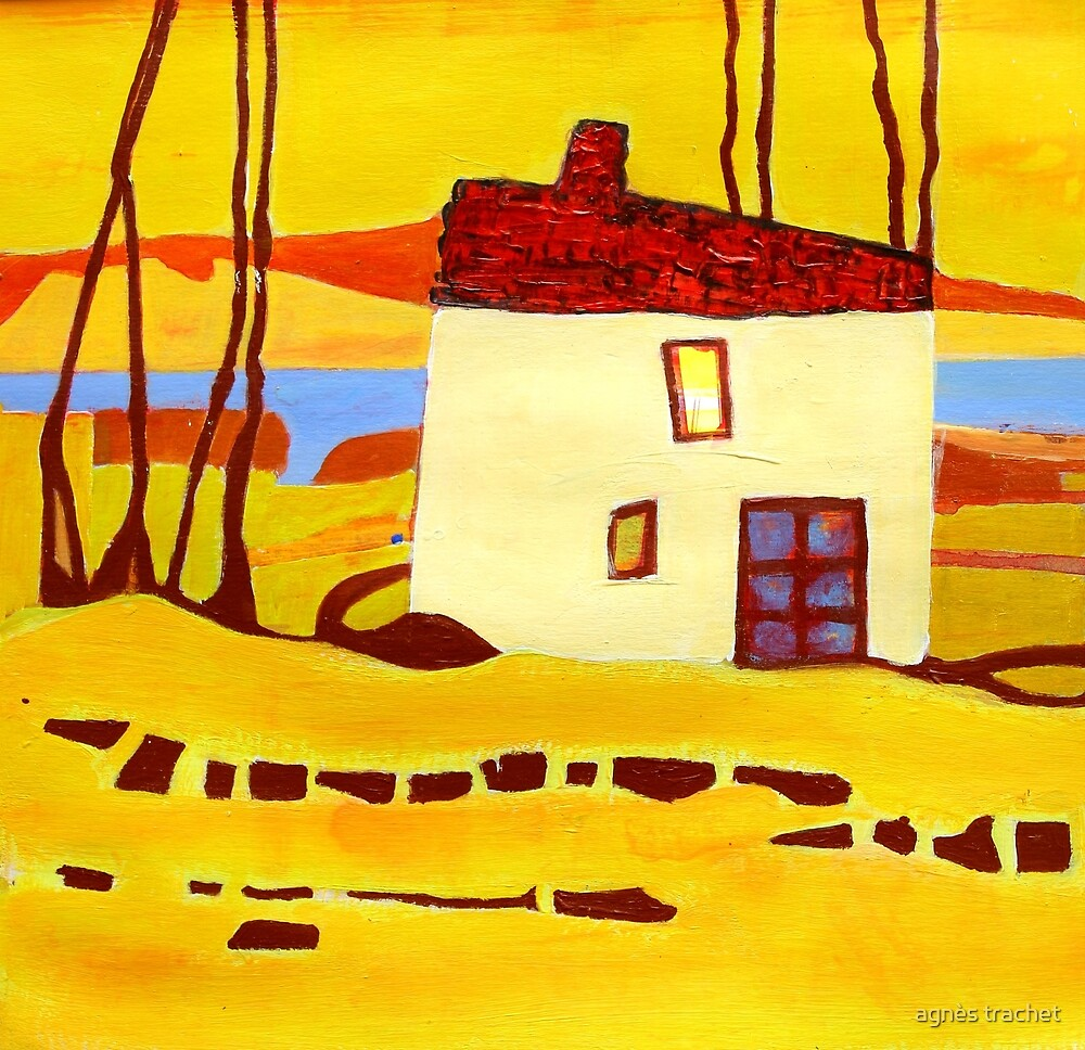 the house by the river by agnès trachet