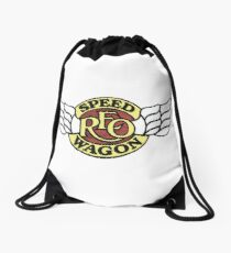 Reo Speedwagon Drawstring Bag