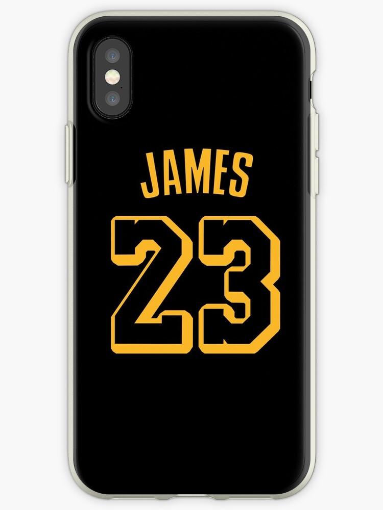 b4f47c9ce54 LeBron James Lakers Hollywood Jersey