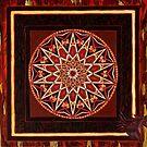 Madrone Mandala by Julie Ann Accornero