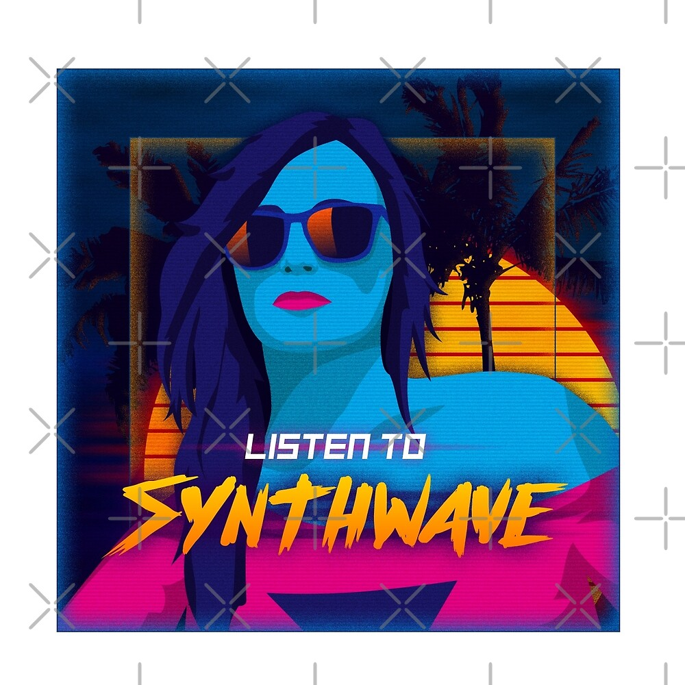 Listen to Synthwave by Patrick King